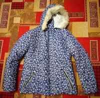 Отдается в дар Куртка женская 48 с капюшоном