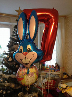 Отдается в дар Фольгированные шары ко Дню рождения