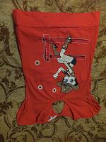 Отдается в дар Гламурная футболка