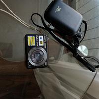 Отдается в дар Старый фотоаппарат