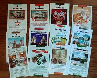 Отдается в дар Мини-открытки из Беларуси