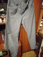 Отдается в дар брюки и жилетка