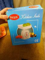 Отдается в дар Кухонные весы