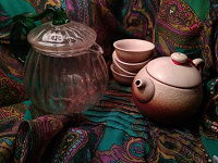 Отдается в дар пара чайников