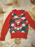 Отдается в дар Свитер на мальчика 4 лет, штаны зимние на 1-2 года