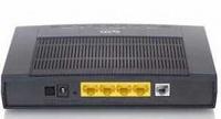 Отдается в дар ADSL-модем zyxel p660ht2 ee