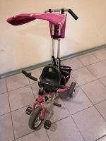 Отдается в дар Детский 3х колёсный велосипед