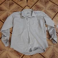 Отдается в дар мужская рубашка 50 р-р