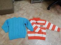 Отдается в дар Одежда детская тёплая 4-6 лет