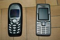 Отдается в дар Два Мобильных телефона в коллекцию или на разбор