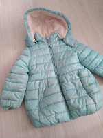 Отдается в дар Куртка на девочку на 98 см.