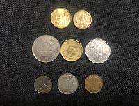 Отдается в дар Монеты иностранные2