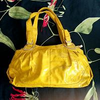 Отдается в дар Жёлтая сумка (скорее на ХМ)
