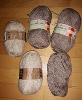 Отдается в дар Шерсть для вязания