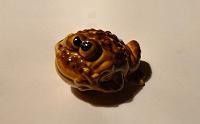 Отдается в дар Фигурка лягушки