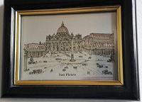 Отдается в дар «Площадь Святого Петра»(Пьяцца Сан Пьетро)