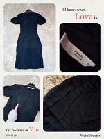 Отдается в дар Вещи женские пакетом, 42, платья, футболки