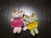 Отдается в дар мелкие игрушки, брелки или игрушки на елку