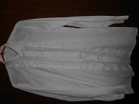 Отдается в дар Рубашка мужская 38 р воротник