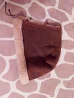 Отдается в дар Капюшон от натуральной дубленки