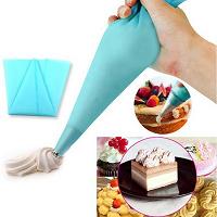 Отдается в дар кондитерский силиконовый мешочек для украшения торта