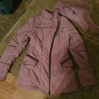 Отдается в дар Зимняя куртка 42-44р
