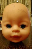 Отдается в дар Кукольная головка