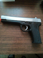 Отдается в дар Пистолет игрушечный.