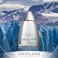 Отдается в дар Glacier Ice Oriflame cologne — a fragrance for men 2010