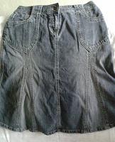 Отдается в дар юбка джинсовая р.10
