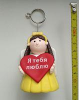 Отдается в дар Куколка-держатель