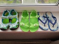 Отдается в дар Детская обувь 32р.