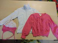 Отдается в дар Одежда для девочки 4-5 лет