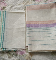 Отдается в дар Ткань на полотенца
