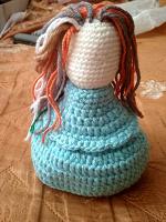 Отдается в дар Заготовка для вязаной куклы