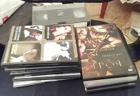 Отдается в дар Фильмы на двд кассетах и дисках