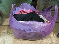 Отдается в дар Пакет вещей девочке рост 116-122+ обувь
