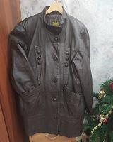Отдается в дар Куртка кож. р50-52