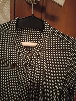 Отдается в дар Женская рубашка блузка 48