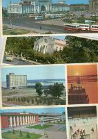 Отдается в дар Открытки с Новосибирском