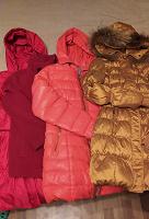 Отдается в дар Верхняя одежда для девочки 12-14 лет (±)