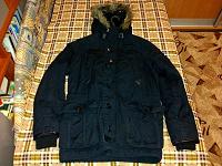 Отдается в дар Мужская зимняя куртка Thor Steinar