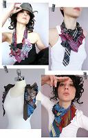 Отдается в дар семь галстуков на рукоделие