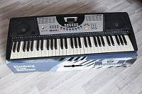 Отдается в дар Неисправный синтезатор Elenberg MS-6140