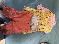 Отдается в дар комплект одежды на девочку