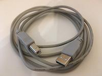 Отдается в дар Кабель USB 2.0 A-папа/B-папа
