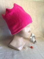 Отдается в дар 10 розовых шапочек