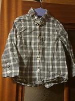 Отдается в дар Рубашка 86 см 2г