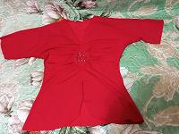 Отдается в дар блузка 42-44 размера