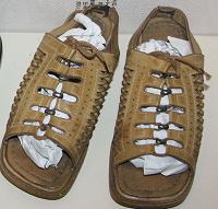 Отдается в дар Летняя женская обувь 37
